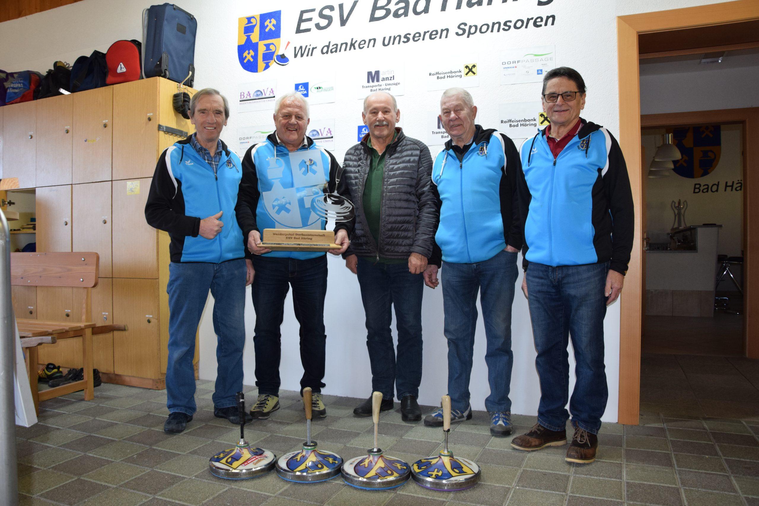 PVÖ Bad Häring Stocksport Dorfmeister 2020@PVÖ Bad Häring