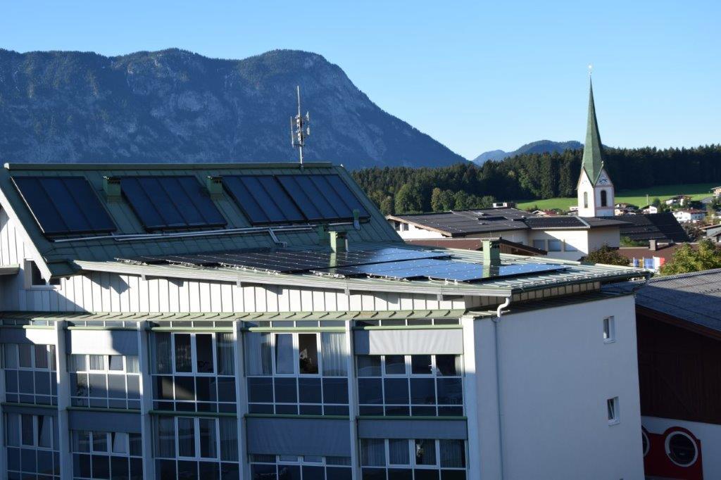 PV-Anlage Wohn- und Pflegeheim: Die Leistungsdaten