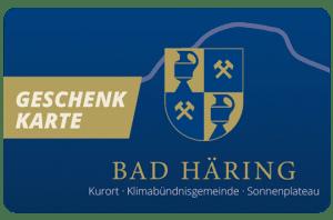 Logo Geschenkkarte für die Pölvenkarter   (c) Bad Häring