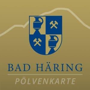 Logo der Pölvenkarte Bad Häring | (c) Bad Häring